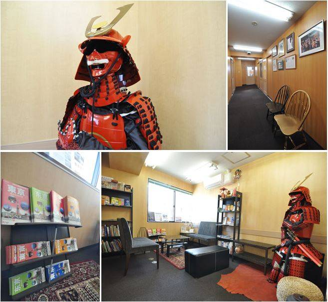 Tokyostay Office