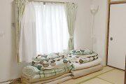 Apartment Otsuka 8-302 futon beds