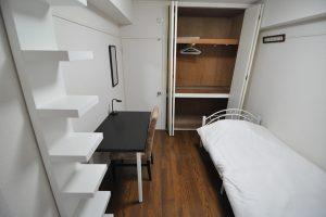 Shiinamachi 3F (302), chambre 3