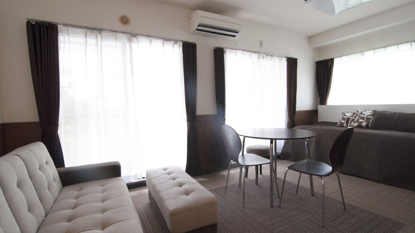 View of the living room of Otsuka 9-3