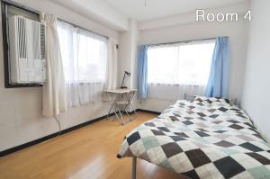 目白共享公寓-4号房间