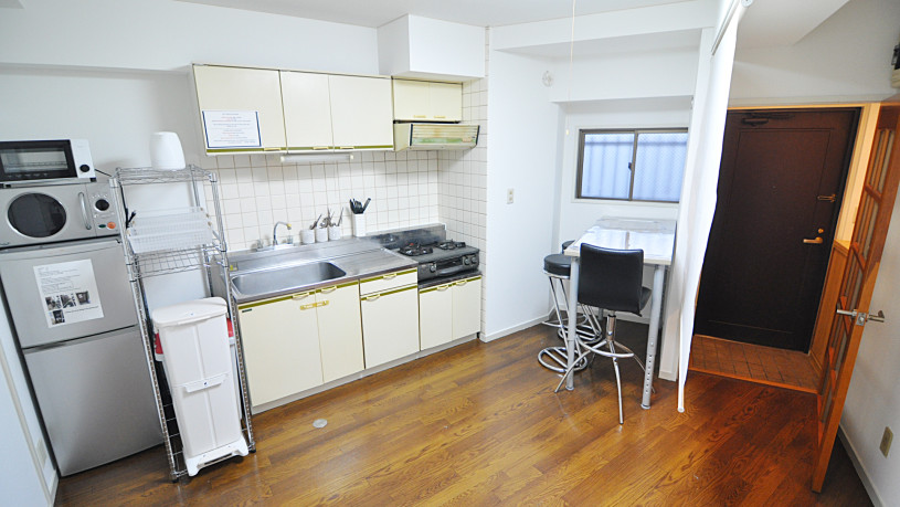 Shiinamachi 4F 402 Common Space