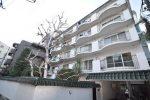 Building of Otsuka Apartment 4 external view